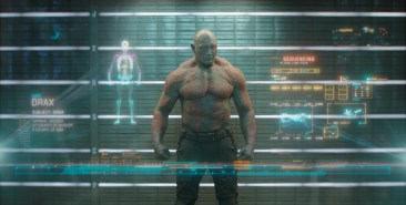 Guardians of the Galaxy Drax