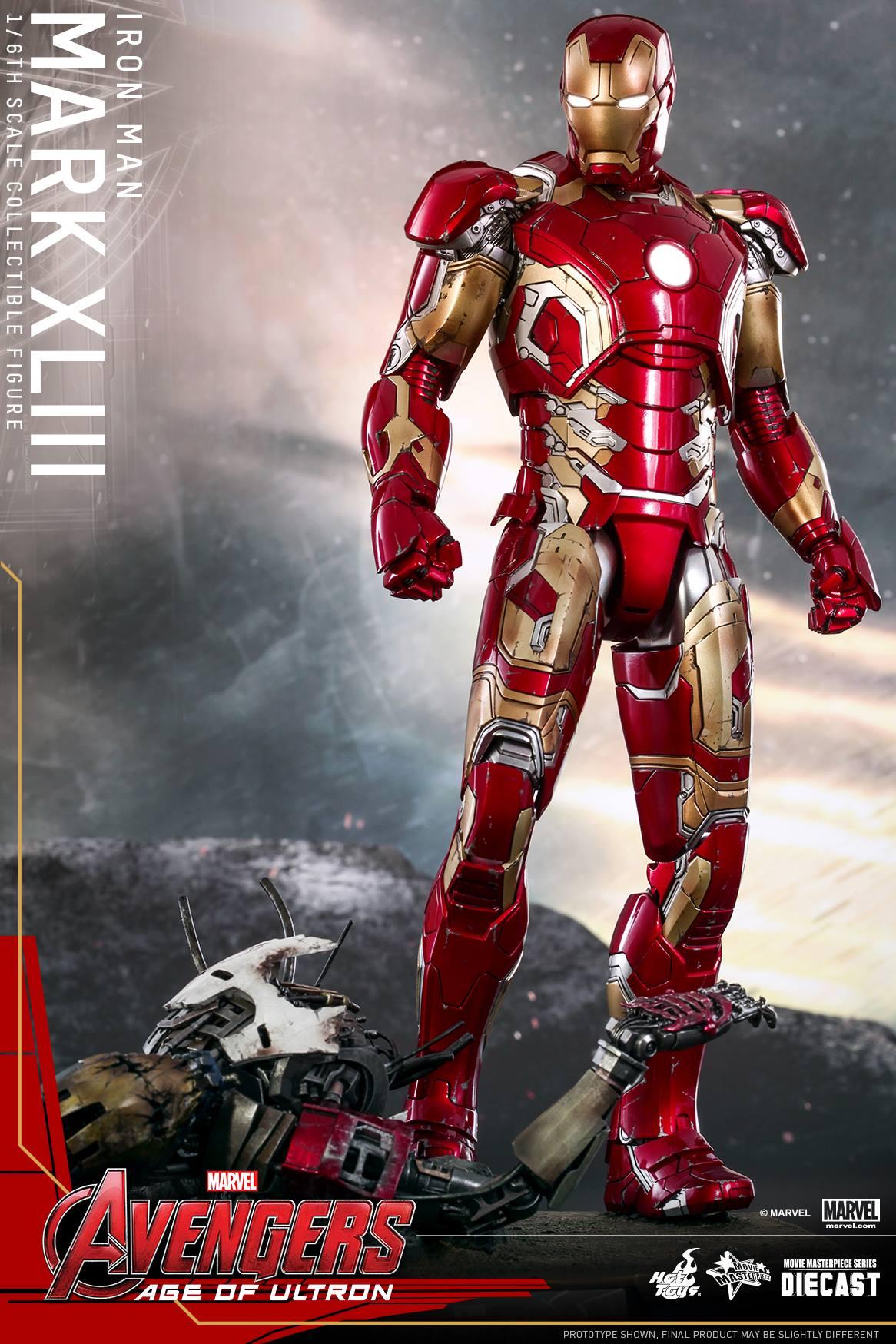 Hot toys 39 avengers age of ultron iron man suit revealed - Images avengers ...