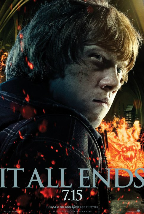 Harry Potter and the Deathly Hallows Part 2 - Ron