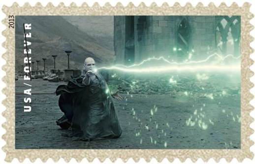 Harry Potter Stamp 4