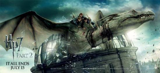 Harry Potter and the Deathly Hallows Part 2 - Poster 4