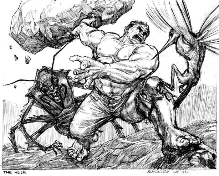 Hensleigh Hulk 3