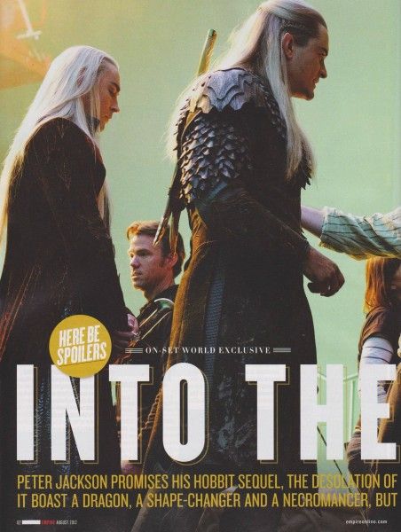 Hobbit Empire BTS 1