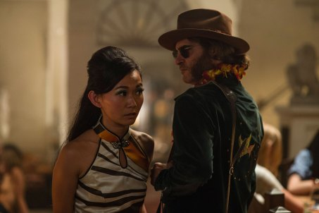 Hong Chau as Jade in Inherent Vice