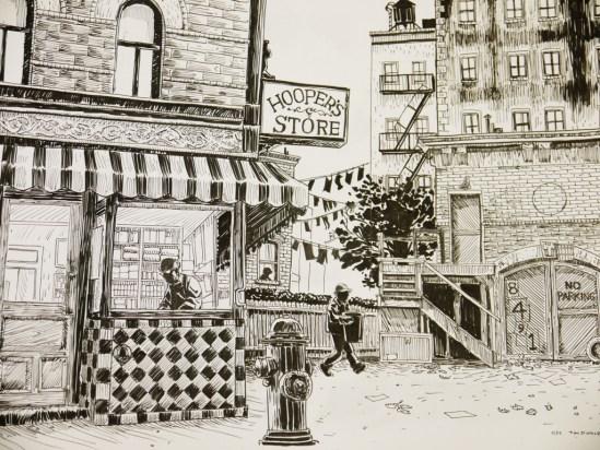 Hoopers Ink - Tim Doyle