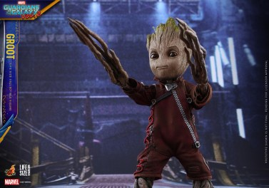 Hot Toys - GOTG2 - Groot Life Size Collectible Figure_PR17