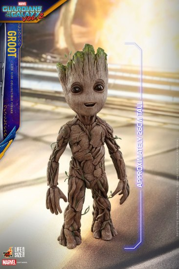 Hot Toys - GOTG2 - Groot Life Size Collectible Figure_PR5