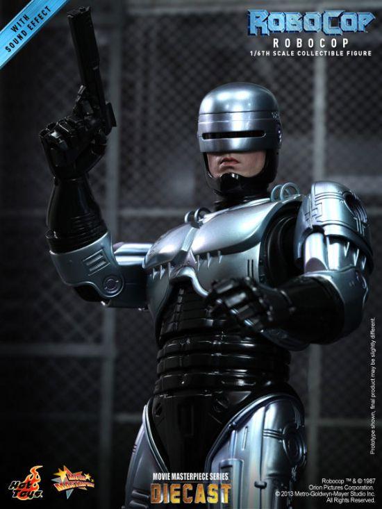 Hot Toys RoboCop 2