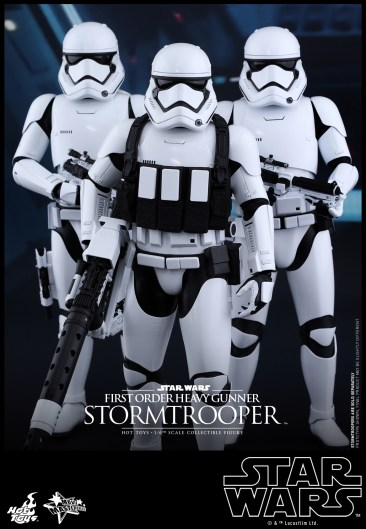 Hot Toys - Star Wars - The Force Awakens - First Order Heavy Gunner Stormtrooper Collectible Figure_PR5