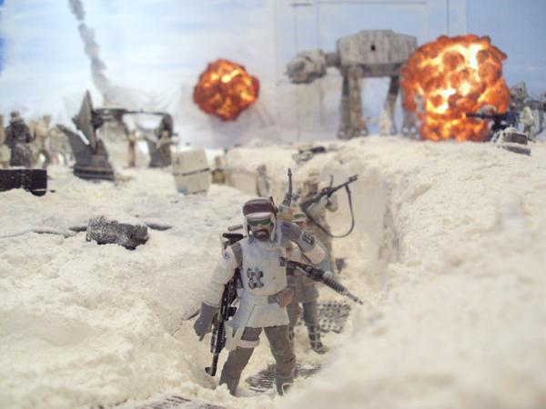 Hoth Diorama 4