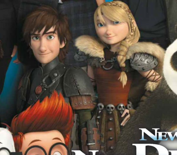 How To Train Your Dragon 2 LE 1
