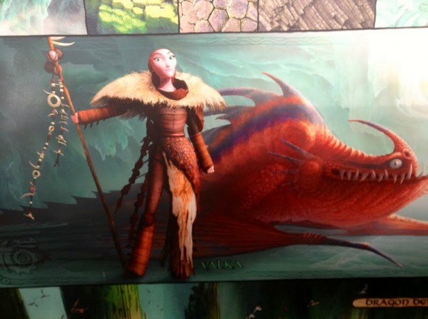 How To Train Your Dragon 2 LE 8