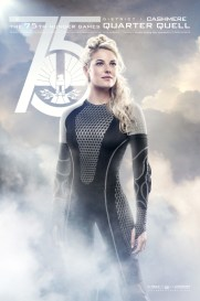 Hunger Games Catching Fire District 1 - Cashmere