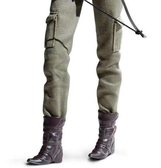 Hunger Games Katniss Barbie 3