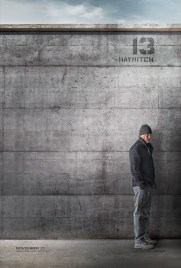 Hunger Games Mockingjay Haymitch Poster