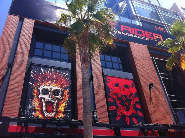 Comic-Con 2011: Ghost Rider posters