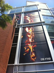 Comic-Con 2011: Ghost Rider banner