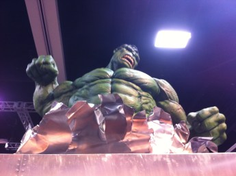 Comic-Con 2011: The Hulk