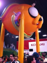 Comic-Con 2011: balloon