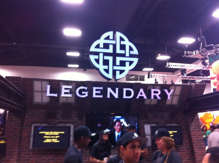 Comic-Con 2011: Legendary Pictures