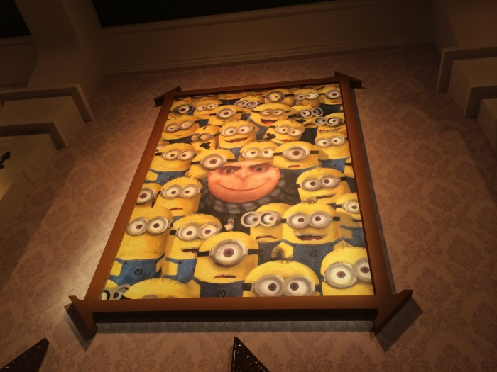 Despicable Me Minion Mayhem Grand opening at Universal Studios Hollywood