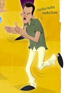 Ian Glaubinger - Bluth Family Chicken Dance Preview