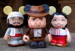 Indiana Jones Vinylmation 3
