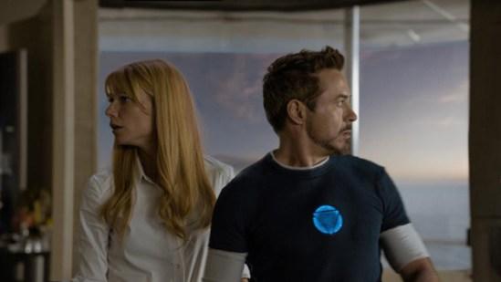 Iron Man 3 Official Couple
