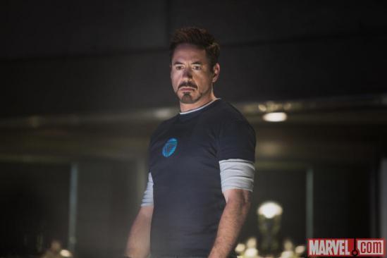 Iron Man 3 Tony Stark marvel