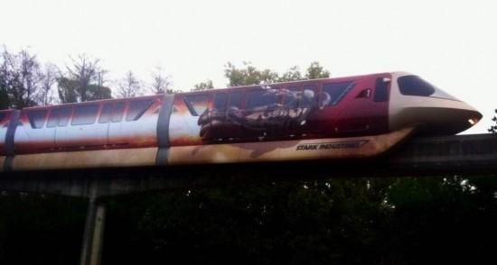 Iron Man 3 monorail 1