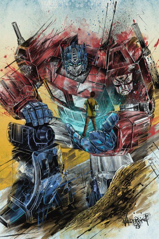 JP Valderrama - Optimus Price