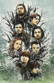 JP Valderrama - Thrones