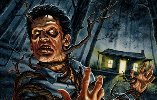 Jason Edmiston - Evil Dead 2 header