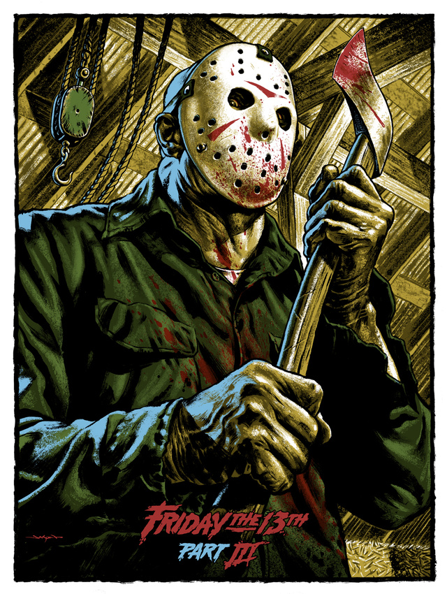 Jason Edmiston - Friday the 13th