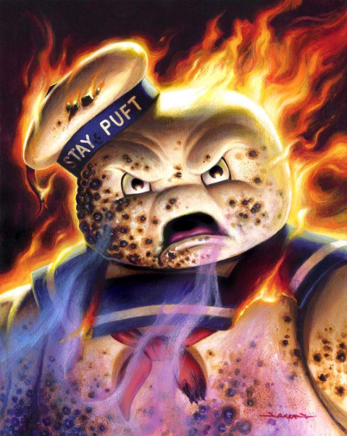 Jason Edmiston - Ghostbusters