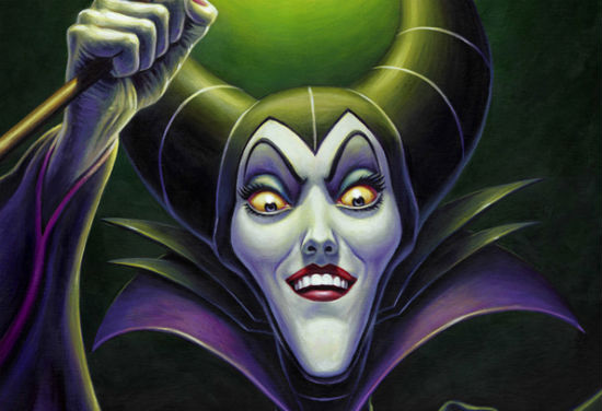 Jason Edmiston - Maleficent header