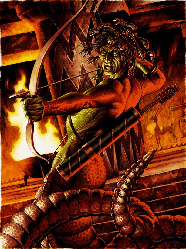 Jason Edmiston - Medusa