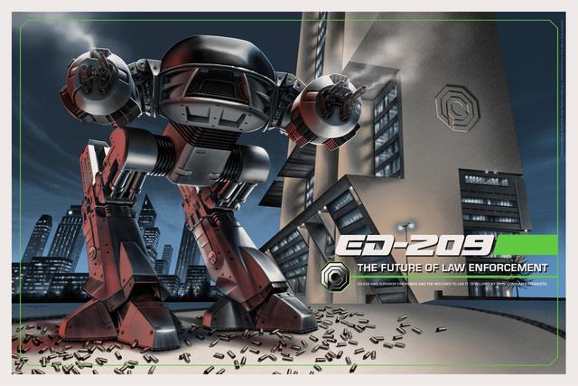 Jason Edmiston - RoboCop