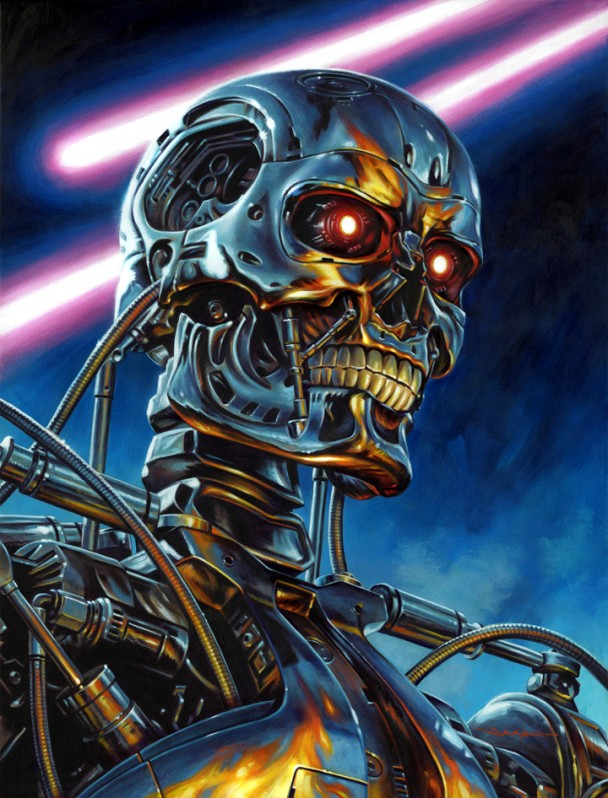 Jason Edmiston - Terminator