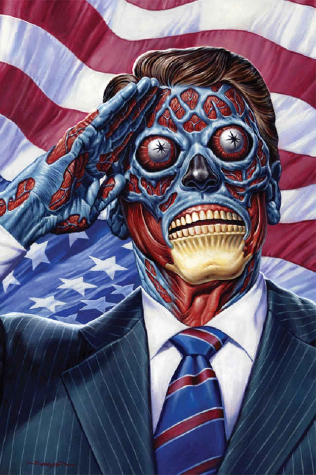 Jason Edmiston - They Live