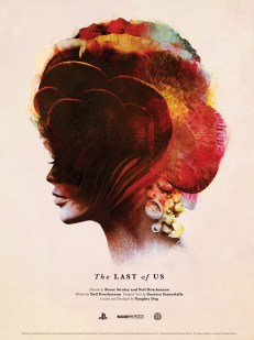 Jay Shaw Olly Moss - The Last Of Us