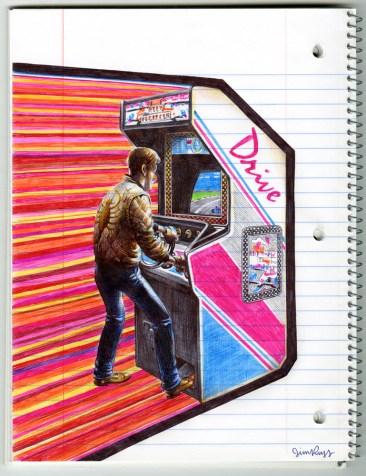 Jim Rugg - Drive