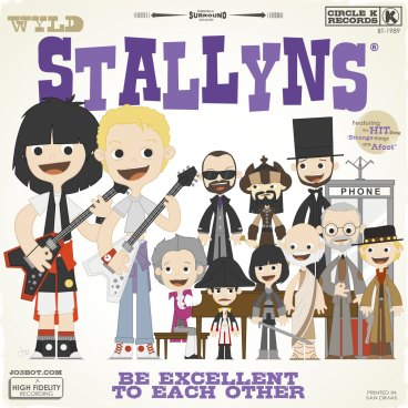 JoeBot - Wyld Stallyns