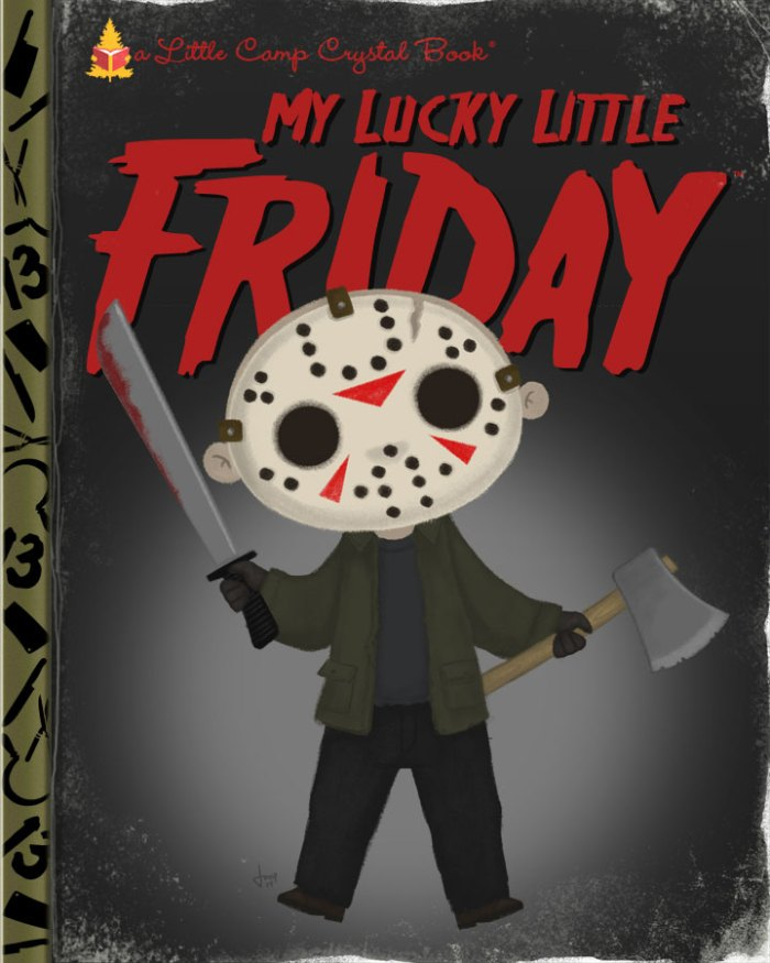 Joey Spiotto - Friday The 13th