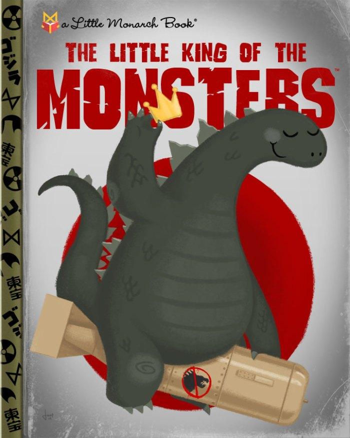 Joey Spiotto - Godzilla