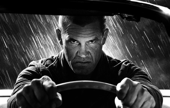 Josh Brolin Sin City