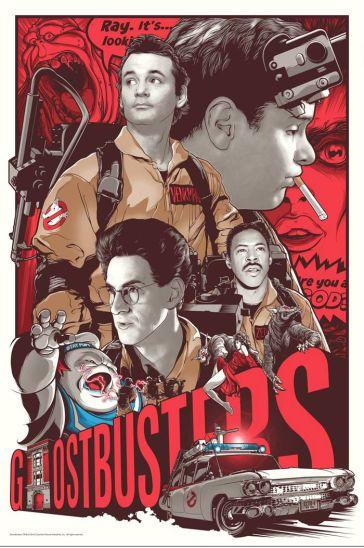 Joshua Budich - Ghostbusters 30th
