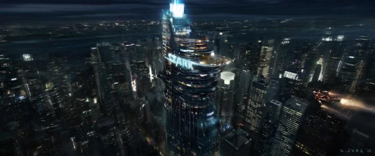 Jung - Avengers concept art 2