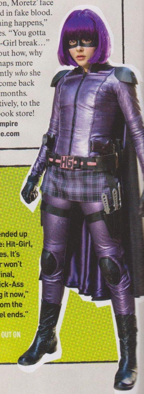 Kick-Ass 2 (Empire Magazine) - Hit-Girl 2