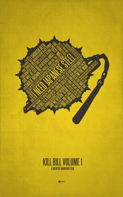 Kill Bill Vol 1 Jerod Gibson